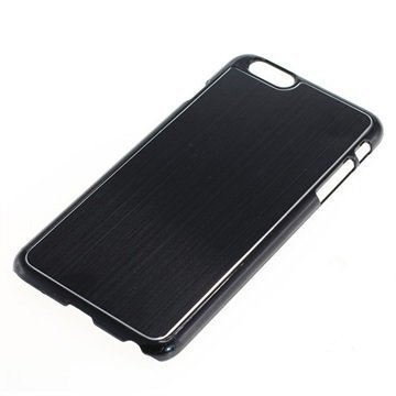 iPhone 6 / 6S Metal Hard Case Black