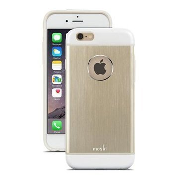 iPhone 6 / 6S Moshi iGlaze Armour Case Gold