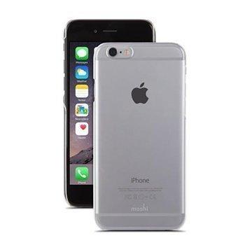 iPhone 6 / 6S Moshi iGlaze Kotelo Läpinäkyvä