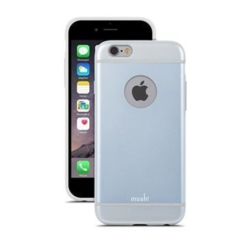 iPhone 6 / 6S Moshi iGlaze Kotelo Sininen