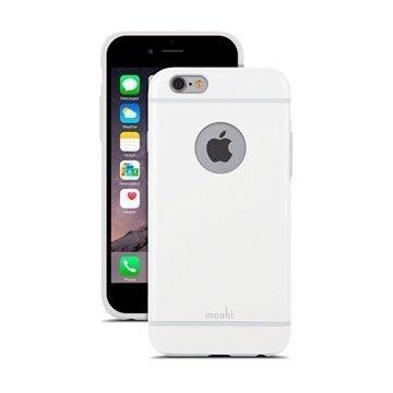 iPhone 6 / 6S Moshi iGlaze Kotelo Valkoinen