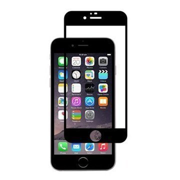 iPhone 6 / 6S Moshi iVisor AG Näytönsuoja Musta Heijastamaton
