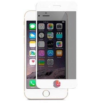 iPhone 6 / 6S Moshi iVisor Glass Privacy Lasinen Näytönsuoja Valkoinen