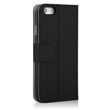 iPhone 6 / 6S Naztech Katch Wallet Case Black