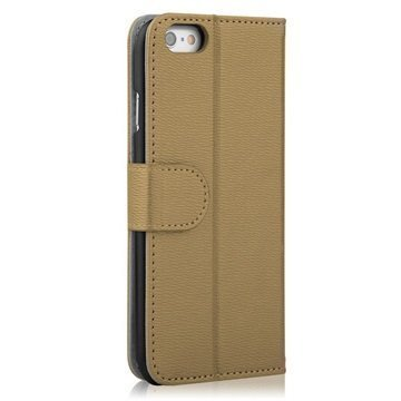 iPhone 6 / 6S Naztech Katch Wallet Case Gold