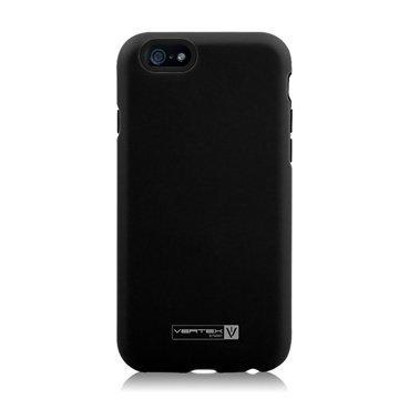 iPhone 6 / 6S Naztech Vertex 3-kerroksinen Kotelo Musta / Musta