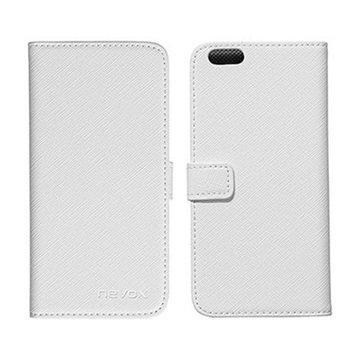 iPhone 6 / 6S Nevox Ordo Folio Kotelo Valkoinen / Harmaa