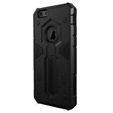 iPhone 6 / 6S Nillkin Defender II Series Hybrid Suojakuori Musta