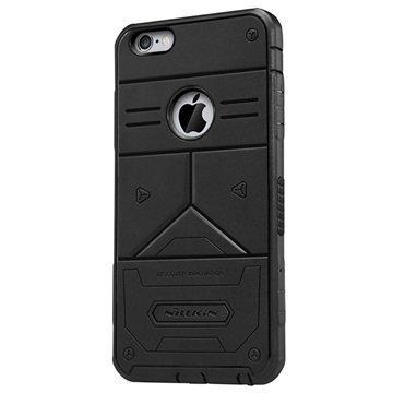 iPhone 6 / 6S Nillkin Defender III Series Hybridikotelo Musta
