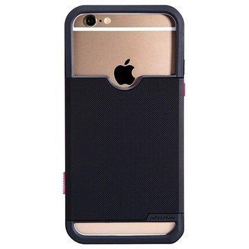 iPhone 6 / 6S Nillkin Shield Show Sarjan Valokuvauskotelo Musta