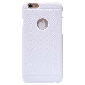 iPhone 6 / 6S Nillkin Super Frosted Shield Suojakotelo Valkoinen