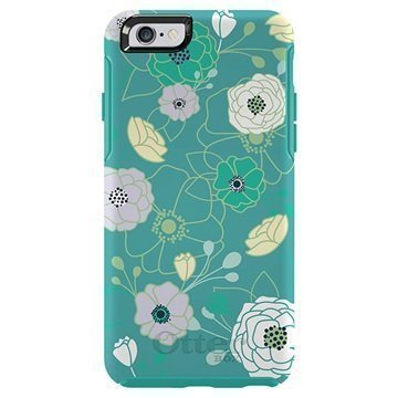 iPhone 6 / 6S OtterBox Symmetry Series Kotelo Eden Teal