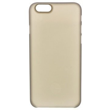 iPhone 6 / 6S Ozaki O!Coat 0.3 Jelly Kotelo Musta