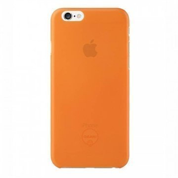 iPhone 6 / 6S Ozaki O!Coat 0.3 Jelly Kotelo Oranssi