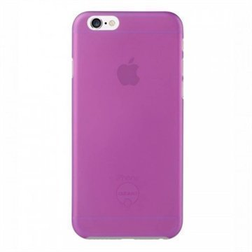 iPhone 6 / 6S Ozaki O!Coat 0.3 Jelly Kotelo Violetti