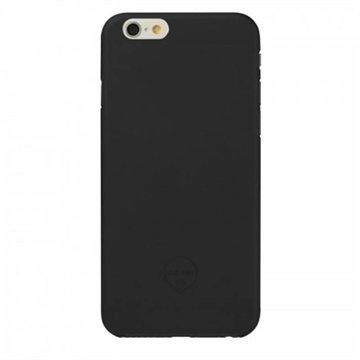 iPhone 6 / 6S Ozaki O!Coat 0.3 Solid Kotelo Musta