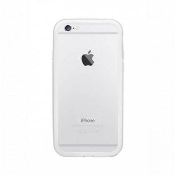 iPhone 6 / 6S Ozaki O!Coat Shock Band Suojapuskuri Valkoinen