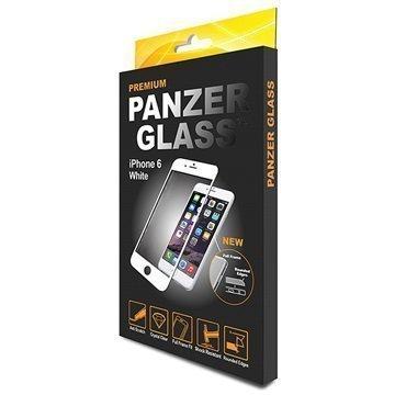iPhone 6 / 6S PanzerGlass Laadukas Näytönsuoja Valkoinen