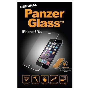 iPhone 6 / 6S PanzerGlass Näytönsuoja
