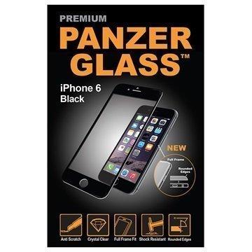 iPhone 6 / 6S PanzerGlass Premium Full Frame Näytönsuoja Musta