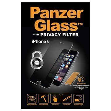 iPhone 6 / 6S PanzerGlass Privacy Näytönsuoja