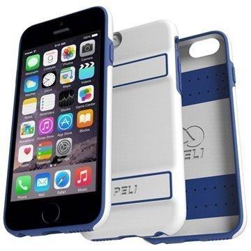 iPhone 6 / 6S Peli Guardian Kovakotelo Valkoinen / Sininen