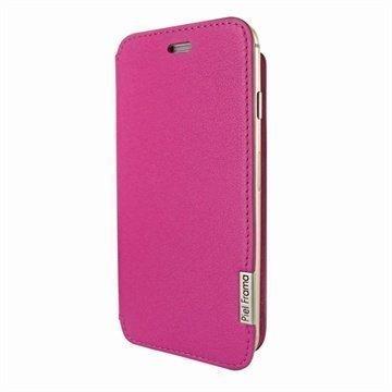 iPhone 6 / 6S Piel Frama FramaSlim Nahkakotelo Fuksia