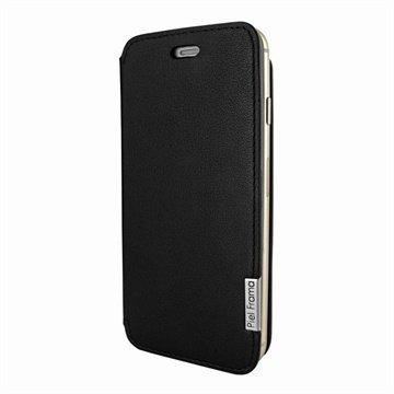 iPhone 6 / 6S Piel Frama FramaSlim Nahkakotelo Musta