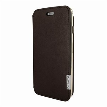 iPhone 6 / 6S Piel Frama FramaSlim Nahkakotelo Ruskea