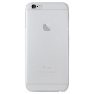 iPhone 6 / 6S Puro 0.3 Ultra Slim Silikonikotelo Läpinäkyvä