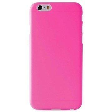 iPhone 6 / 6S Puro 0.3 Ultra Slim Silikonikotelo Pinkki
