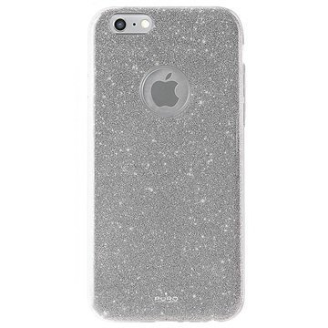 iPhone 6 / 6S Puro Glitter Shine Kotelo Hopea