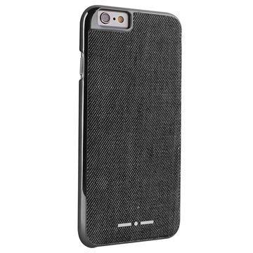 iPhone 6 / 6S Puro Italia Independent Farkkukotelo Musta
