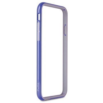 iPhone 6 / 6S Puro Silicone Puskuri Sininen