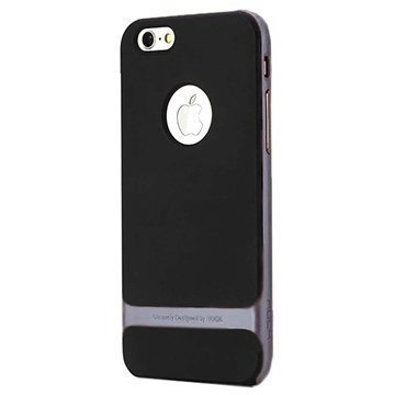 iPhone 6 / 6S Rock Royce Series Kotelo Harmaa