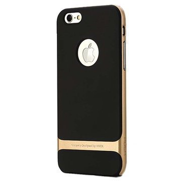 iPhone 6 / 6S Rock Royce Series Kotelo Kulta