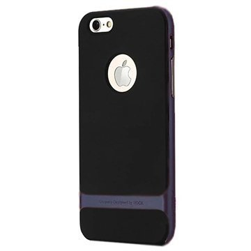iPhone 6 / 6S Rock Royce Series Suojakuori Tummansininen
