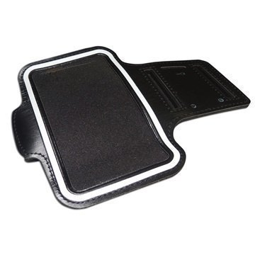 iPhone 6 / 6S Sandberg Sport Käsivarskotelo Musta