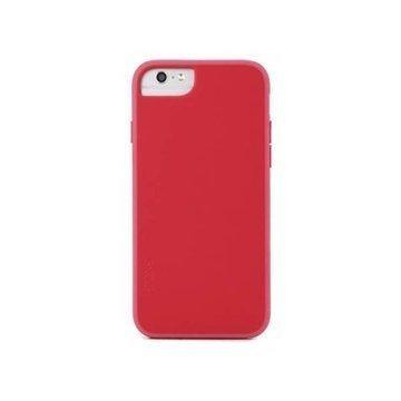 iPhone 6 / 6S Skech Ice Napsautuskuori Raspberry Punainen
