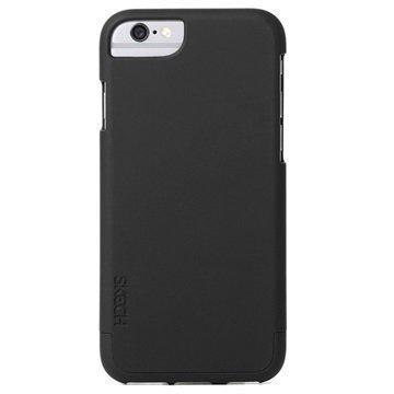 iPhone 6 / 6S Skech Kovakuminen Kotelo Musta