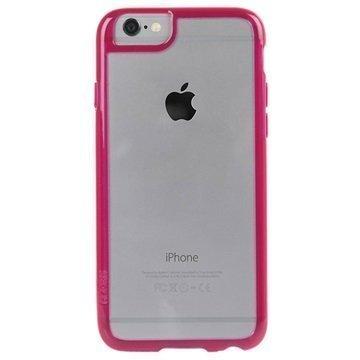 iPhone 6 / 6S Skech Kristallisuojakuori Kirkas / Pinkki