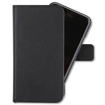 iPhone 6 / 6S Skech Polo Kaksiosainen Kirjamallinen Lompakkokotelo Musta