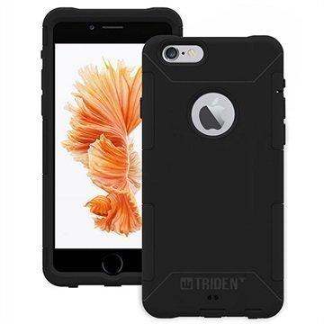 iPhone 6 / 6S Trident Aegis Kotelo Musta