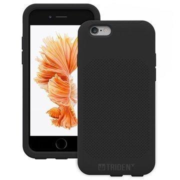 iPhone 6 / 6S Trident Aegis Pro Kotelo Musta