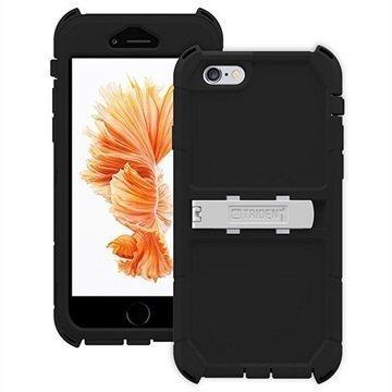 iPhone 6 / 6S Trident Kraken A.M.S. Kotelo Musta