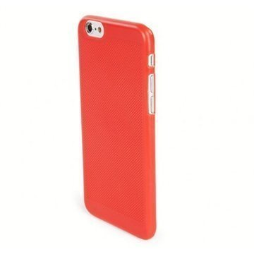 iPhone 6 / 6S Tucano Tela Kotelo Punainen