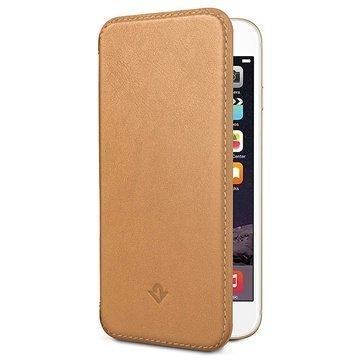 iPhone 6 / 6S Twelve South SurfacePad Nahkakotelo Kameli