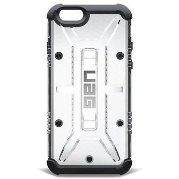 iPhone 6 / 6S UAG Komposiittikotelo Maverick Kirkas / Musta