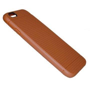 iPhone 6 / 6S Ureparts Merkur TPU Kotelo Ruskea