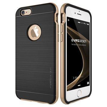 iPhone 6 / 6S VRS Design New High Pro Shield Series Kotelo Hohtava Kulta